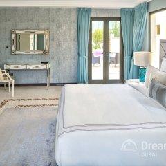 Отель Dream Inn Dubai-Luxury Palm Beach Villa комната для гостей фото 5