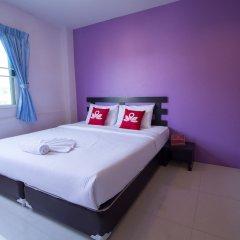 Отель ZEN Rooms Mahachai Khao San Бангкок комната для гостей