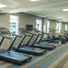 Отель Aloft Al Ain ОАЭ, Эль-Айн - отзывы, цены и фото номеров - забронировать отель Aloft Al Ain онлайн фитнесс-зал фото 2