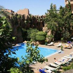 Отель Imperial Holiday Hôtel & spa Марокко, Марракеш - отзывы, цены и фото номеров - забронировать отель Imperial Holiday Hôtel & spa онлайн бассейн фото 2