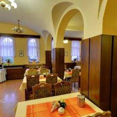 Hotel Roosevelt Литомержице интерьер отеля фото 3