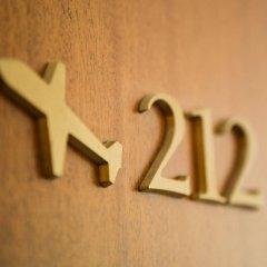 Airport Hotel Pilotti удобства в номере