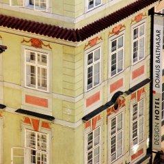 Отель Domus Balthasar Design Прага фото 3