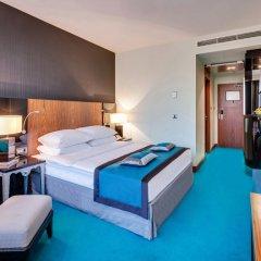 Гостиница Radisson Blu Belorusskaya комната для гостей фото 2