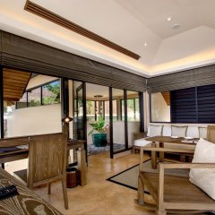 Отель The Naka Island, A Luxury Collection Resort and Spa, Phuket сауна