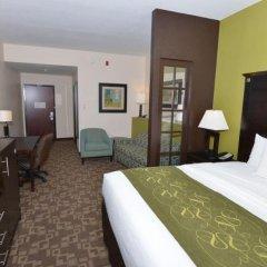Отель Comfort Suites Lake City США, Лейк-Сити - отзывы, цены и фото номеров - забронировать отель Comfort Suites Lake City онлайн