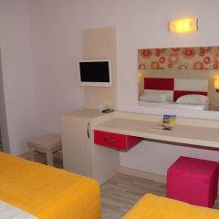 Blue Paradise Side Hotel - All Inclusive Сиде комната для гостей фото 4