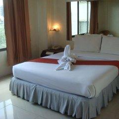 Отель Sapphirtel Inn Бангкок комната для гостей фото 5