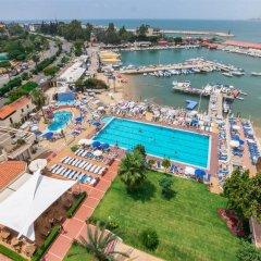 Bel Azur Hotel & Resort пляж