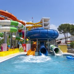 Отель Selectum Luxury Resort Belek бассейн фото 3