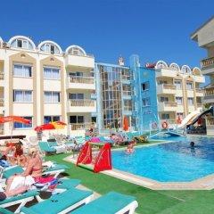 Long Beach Hotel Турция, Мармарис - отзывы, цены и фото номеров - забронировать отель Long Beach Hotel онлайн бассейн фото 2