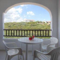 Отель Carema Club Resort балкон