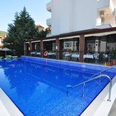 Navy Hotel Турция, Мармарис - 4 отзыва об отеле, цены и фото номеров - забронировать отель Navy Hotel онлайн бассейн