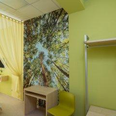 Отель Medical Тюмень сейф в номере