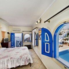 Отель Agnadema Apartments Греция, Остров Санторини - отзывы, цены и фото номеров - забронировать отель Agnadema Apartments онлайн комната для гостей фото 2