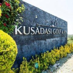 Апартаменты Kusadasi Golf and Spa Apartments Сельчук фото 4