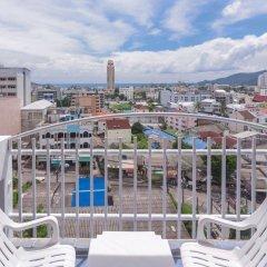 Royal Crown Hotel & Palm Spa Resort балкон