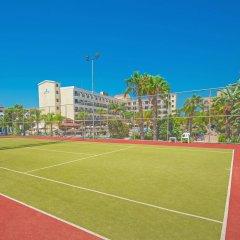 Отель Tsokkos Gardens Hotel Кипр, Протарас - 1 отзыв об отеле, цены и фото номеров - забронировать отель Tsokkos Gardens Hotel онлайн спортивное сооружение