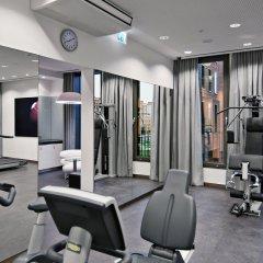 Отель Crowne Plaza Amsterdam South Амстердам фитнесс-зал фото 3