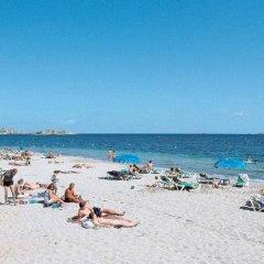 Отель Ok Hotel Beach Испания, Ивиса - отзывы, цены и фото номеров - забронировать отель Ok Hotel Beach онлайн пляж