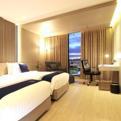 Zayn Hotel Bangkok Бангкок комната для гостей фото 2