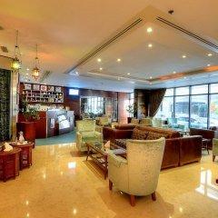 Отель Golden Tulip Al Barsha интерьер отеля
