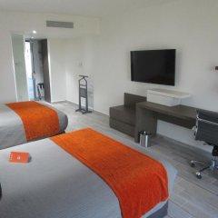 Отель Real Inn Perinorte Тлальнепантла-де-Бас удобства в номере фото 2