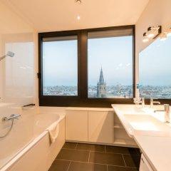 Отель Skyflats Vienna Австрия, Вена - отзывы, цены и фото номеров - забронировать отель Skyflats Vienna онлайн ванная фото 2
