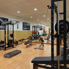 Отель H10 Tindaya фитнесс-зал фото 4