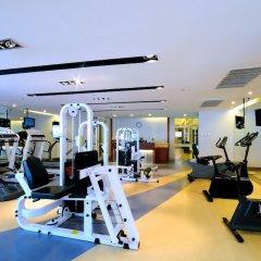 Отель Centre Point Silom Бангкок фитнесс-зал фото 4