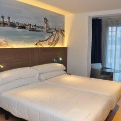 Hotel Blue Coruña комната для гостей фото 2