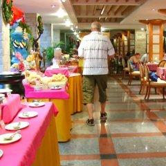 Camelot Hotel Pattaya Паттайя детские мероприятия
