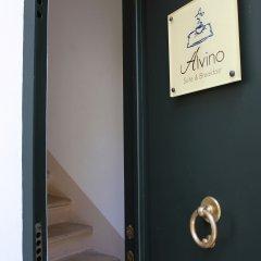 Отель Alvino Suite & Breakfast Лечче интерьер отеля фото 2