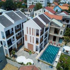 Отель Relax Garden Boutique Villa Hoi An балкон