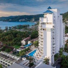 Andaman Beach Suites Hotel пляж фото 2