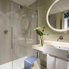 Отель UNAHOTELS Bologna Centro Италия, Болонья - 3 отзыва об отеле, цены и фото номеров - забронировать отель UNAHOTELS Bologna Centro онлайн ванная фото 2
