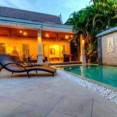 Отель Meursault Villa by Jetta бассейн фото 2