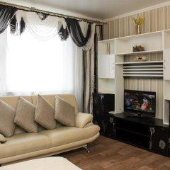 Гостиница Flatio на Большой Грузинской комната для гостей фото 5
