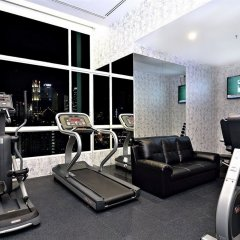 The Seacare Hotel фитнесс-зал фото 2