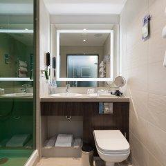 Отель Парк Инн от Рэдиссон Аэропорт Пулково Санкт-Петербург ванная