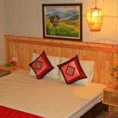 Sapa Aroma Hotel комната для гостей фото 2