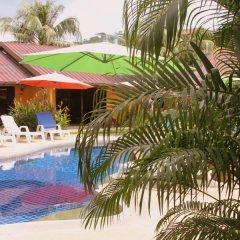 Отель Kamala Tropical Garden пляж