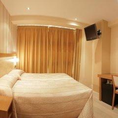 Отель Montedobra Испания, Торрелавега - отзывы, цены и фото номеров - забронировать отель Montedobra онлайн комната для гостей фото 4
