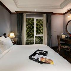 Отель Hanoi La Siesta Central Hotel & Spa Вьетнам, Ханой - отзывы, цены и фото номеров - забронировать отель Hanoi La Siesta Central Hotel & Spa онлайн сейф в номере