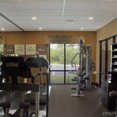 Отель Comfort Suites Cicero фитнесс-зал фото 2