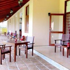 Отель Вилла Maresia Beach балкон