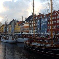 Woodah Hostel Копенгаген приотельная территория
