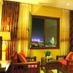 Отель Xian Yanta International Hotel Китай, Сиань - отзывы, цены и фото номеров - забронировать отель Xian Yanta International Hotel онлайн удобства в номере фото 2
