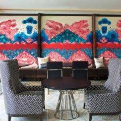 Отель Beverly Hills Marriott интерьер отеля фото 3