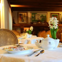 Отель Park Villa Giustinian Мирано питание фото 2